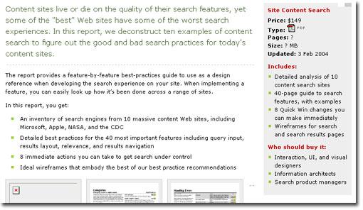 Adaptive Path Search Report