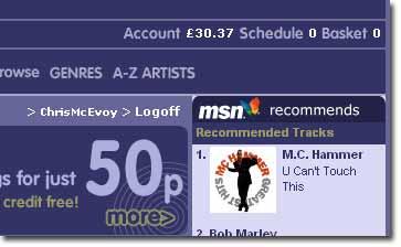 confusability msn music club what msn music club