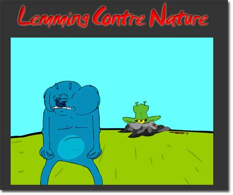 Lemming Contre Nature