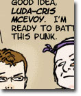 Luda-Cris McEvoy
